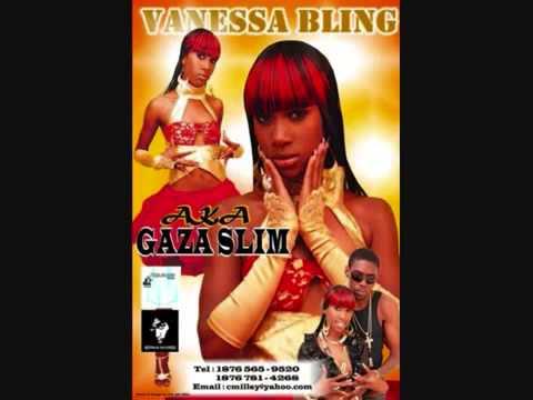 Vybz Kartel Vanessa Bling aka Gaza Slim One Man {Gaza FEB 2010} Adidjahiem Notnice Prod mp4
