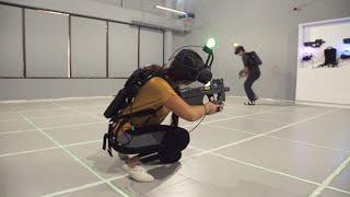 Awaken Battleground in Toronto has player-versus-player virtual reality