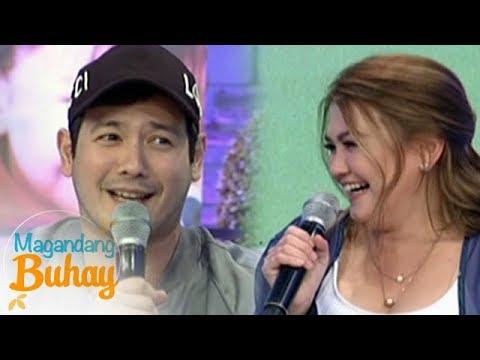 Magandang Buhay: John Prats talks about Angelica Panganiban as a friend