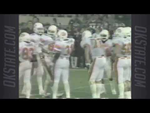 1984 Gator Bowl - #9 Oklahoma State vs. #7 South Carolina - First Half