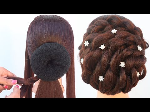 new-messy-updo-hairstyle-|-juda-hairstyle-for-wedding-|-bridal-hairstyle-|-new-hairstyle-|-hairstyle