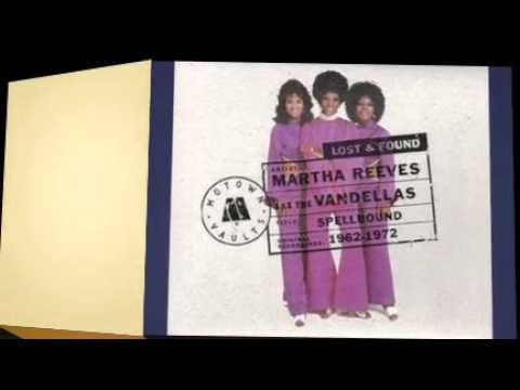 MARTHA and THE VANDELLAS since you've been gone (sweet sweet baby)