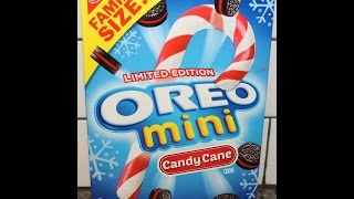 Candy Cane Oreo Mini Review