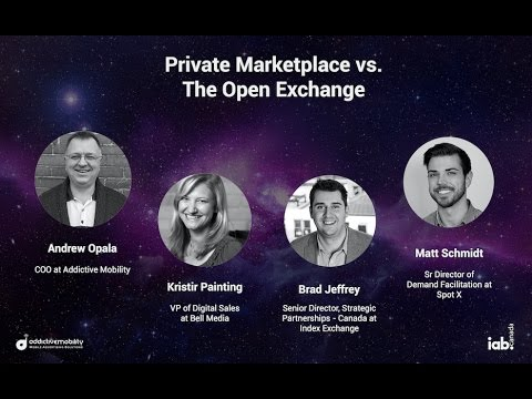 Private Marketplace vs. The Open Exchange