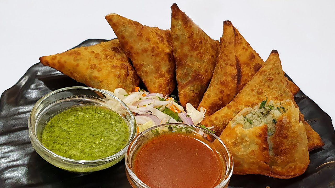Samosa Aloo Samosa Recipe  Easy Samosa Recipe  Samosa Banane Ka Tarika  How To Make Samosa