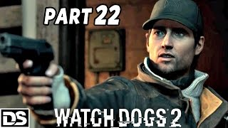 Watch Dogs 2 Gameplay German #22 - Aiden Pearce ! Der Fuchs - Let