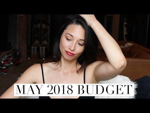 May 2018 Budget   Made $30,000 Last Month, Still In Debt   Aja Dang