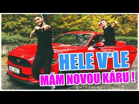 Koupil Jsem Si Nové Auto  ! w/DenisTV