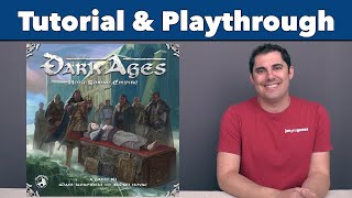 Dark Ages Tutorial & Playthrough