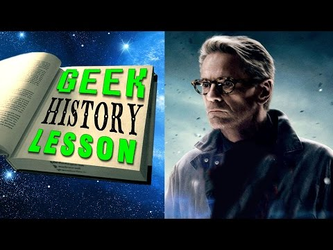 History of Alfred Pennyworth - Geek History Lesson