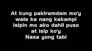 Download KZ Tandingan - Wag Ka Nang Umiyak (2015 Version, FPJ's: Ang Probinsyano OST with lyrics) MP3 song and Music Video
