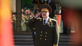 video: Embattled Belarusian dictator sworn in for new term in office in complete secrecy