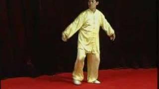 chen taijiquan xinjia yi lu part 1