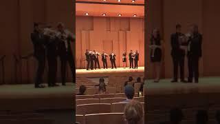 Kennesaw State Trumpets: Tchaikovsky's symphony 4, mvmt 4
