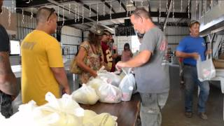 Imperial Valley Food Bank - Alliance Healthcare Foundation 2015