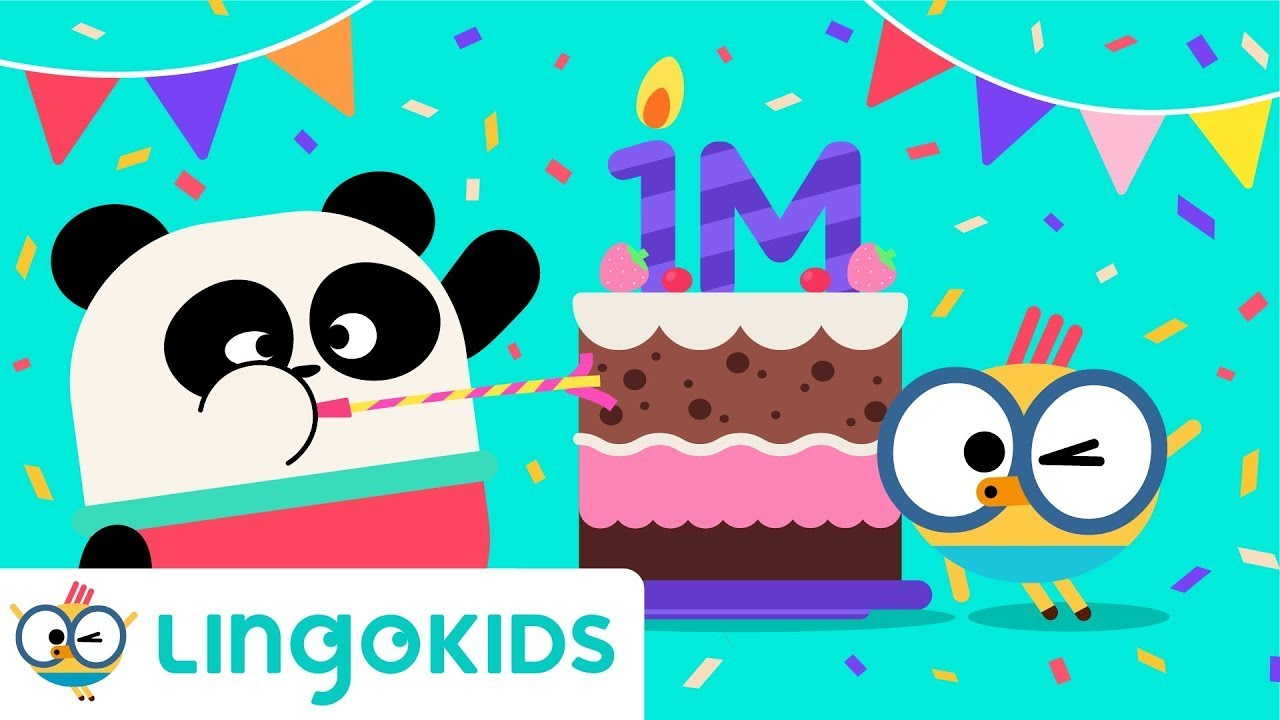 1MILLION SUBSCRIBERS SPECIAL OFFER 🎉🙌 Get the Lingokids App FOR FREE