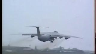 C-141B Starlifter Mildenhall 1998
