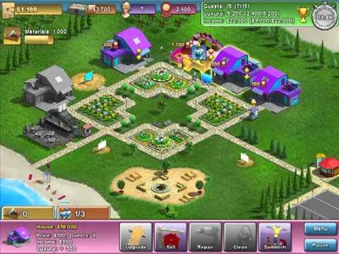 Summer Resort Mogul Level 20 |