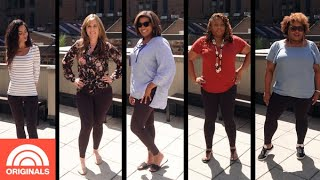 5 Women Review Best Selling Figure-Sculpting Leggings    TODAY