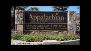 Appalachian State University Rap