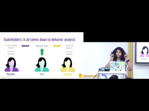 Droidcon NYC 2016 - Know your user: Using Firebase Analytics for Audience Tracking & Targeting