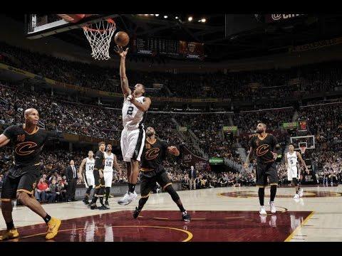 The Future of the San Antonio Spurs - Dejounte Murray and Kawhi Leonard vs. Cleveland Cavaliers