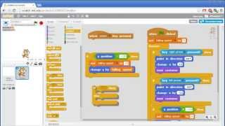 Double Jumps - Invent with Scratch 2.0 Screencast