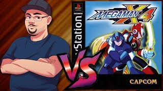 Johnny vs. Mega Man X4