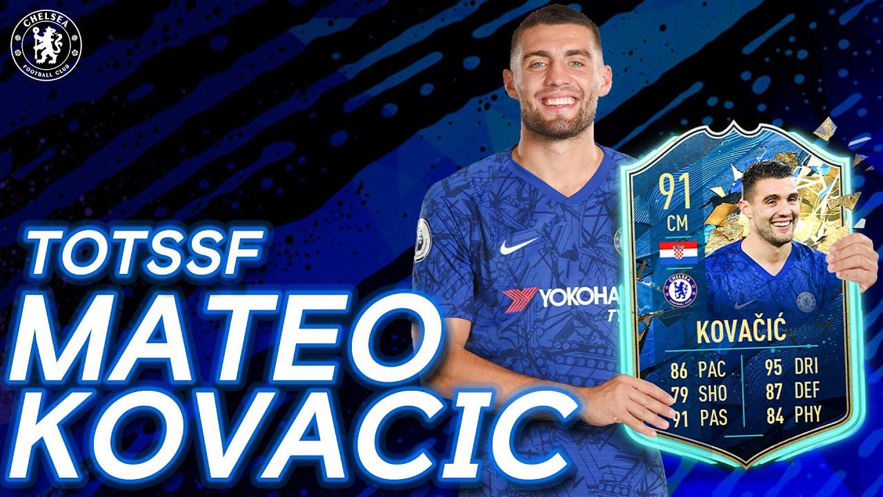 Mateo Kovacic's Best Chelsea Goals, Skills & Assists | Midfield Maestro