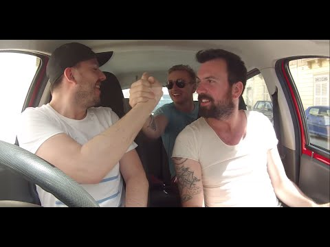 Carpool Karaoke In Malta