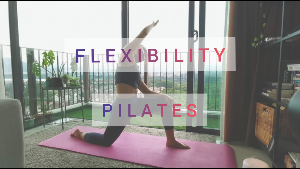 6 Pilates Exercises for Flexibility | 10 minutes Routine | Belle Summer @sea_pilates