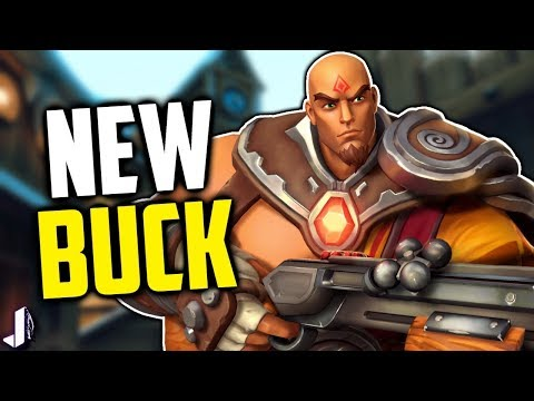 NEW BUCK! Top Tier or Skipped Out on Leg Day? Paladins OB61