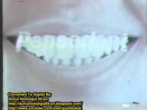 Iklan Pepsodent Jadul Tahun 1979 Youtube