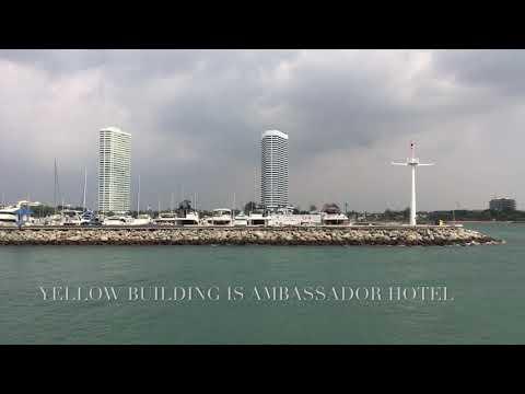 Ocean Marina Yacht Club in Pattaya [4K]