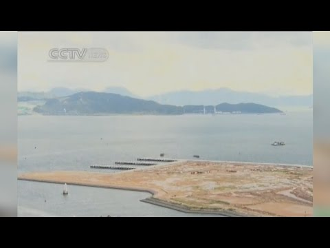 three@five : Shenzhen plans a major land reclamation