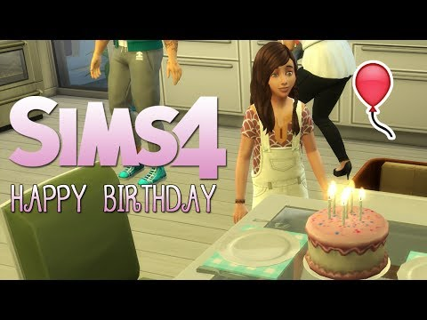 DIE SIMS 4 • #164 - Happy Birthday Lucy | Let's Play