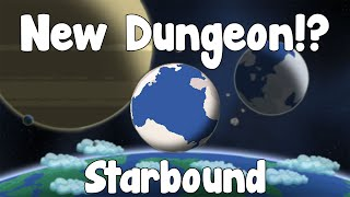 New Dungeon!? Glitch Medieval Beast Basement - Starbound Guide , Nightly Build