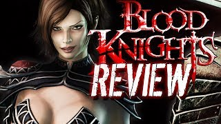 Raven Reflects - Blood Knights Review