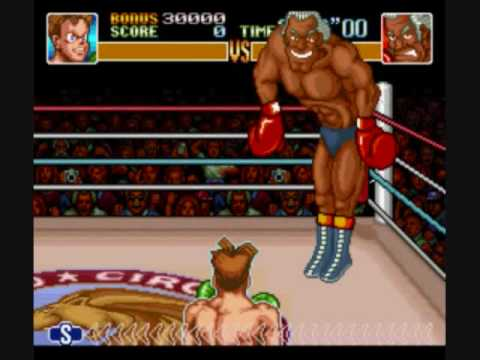 Let's Play Super Punch - Out!!: Part 3 - World Circuit