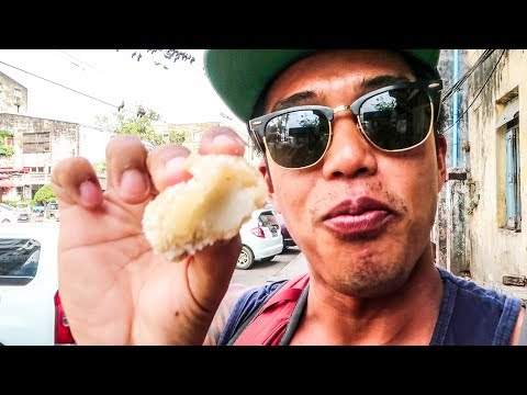 82 | THE BEST STREET FOOD OF YANGON!! (Southeast Asia Travel VLOG)