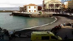 Live Webcam Puerto de la Cruz - Time Lapse