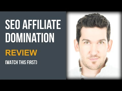 SEO Affiliate Domination Review - 🤨 Don't Buy Greg Jeffries Course W/O Watching This First!