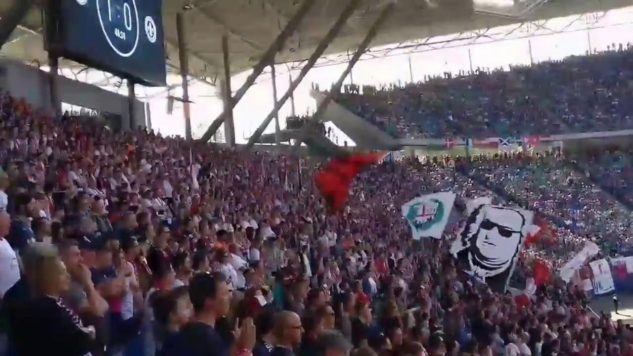 Darmstadt Leipzig