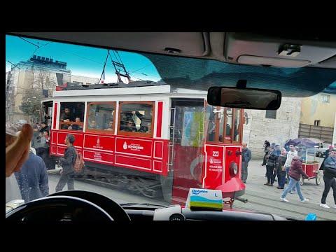 Ambulans İstanbul (İstiklal Caddesi) Ambulance Turkey