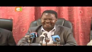 Kalonzo alikubali kuwa mgombea mwenza kwa masharti