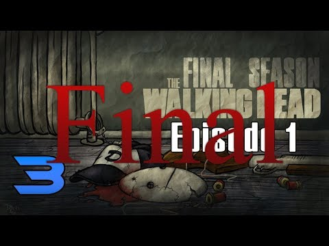 Cry Plays: The Walking Dead: The Final Season [Ep1] [P3] [Final]