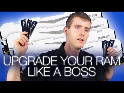 RAM Upgrade Guide - What You Need to Know