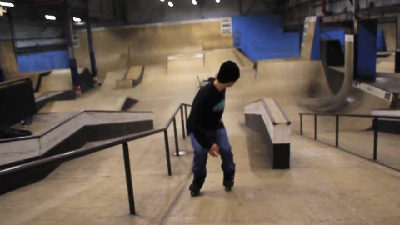 836f6997 Razors Team at Unit 23 Skatepark - YouTube
