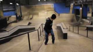 Razors Team at Unit 23 Skatepark