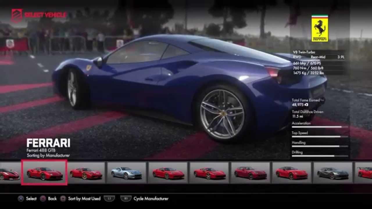 Incredible Photos Of Ferrari 488 Gtb Vs Lamborghini